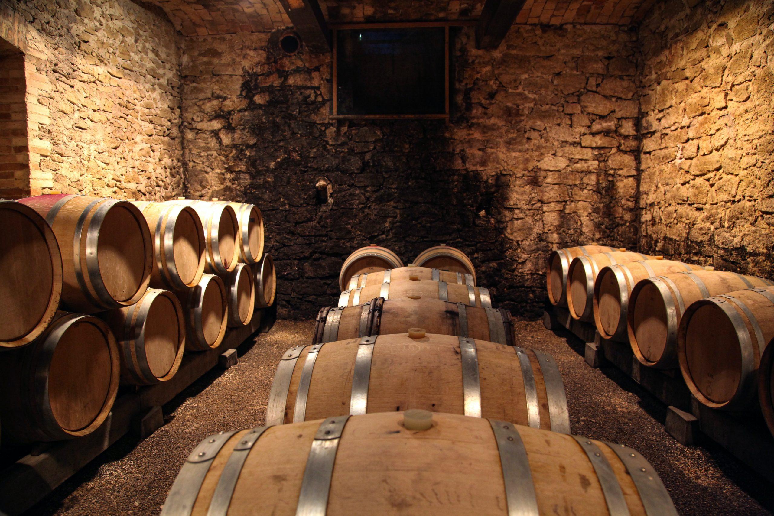 Bood barrels